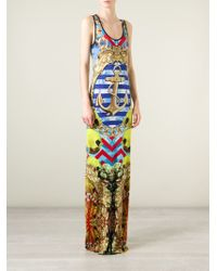 Philipp Plein | Multicolor 'Madonna' Dress | Lyst