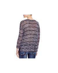 Splendid - Blue Broome Stripe Sweater - Lyst