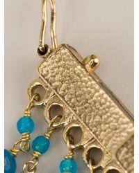 Rosantica - Blue Pearl Choker Necklace - Lyst