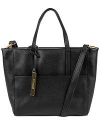 Kenneth Cole Reaction - Black Off The Grid Satchel - Lyst
