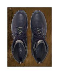 Ralph Lauren - Green Camo Leaside Boot for Men - Lyst