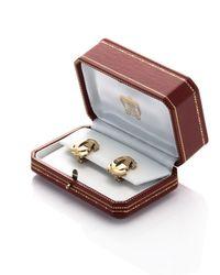 Cartier - Metallic Penelope C Clip-On Earrings - Lyst