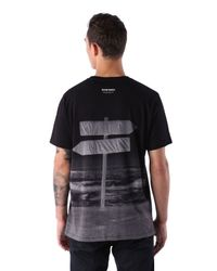 DIESEL | Black T-buddis for Men | Lyst