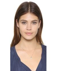 Tai | Metallic Cool Smiley Necklace | Lyst