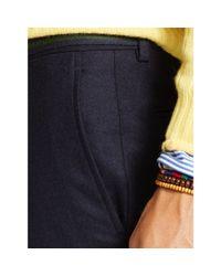 Polo Ralph Lauren - Blue Slim-fit Wool Flannel Trouser for Men - Lyst