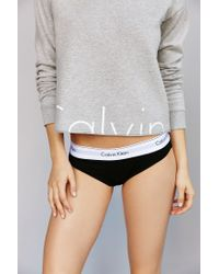 Calvin Klein - Gray For Uo Modern Sweatshirt - Lyst