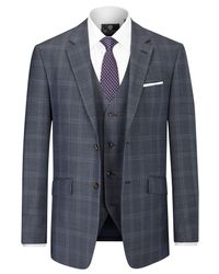 Skopes | Blue Mountjoy Classic Suit Jacket for Men | Lyst