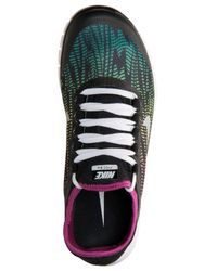 Nike - Purple Free Hyperfeel Running Shoes - Lyst