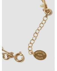 Medecine Douce | Metallic Kawaii Bangle Gold | Lyst