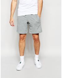 ed4a471be46f Lyst - PUMA Athletic Sweat Shorts in Gray for Men