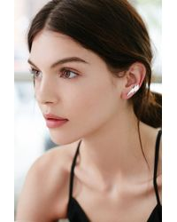Urban Outfitters - Metallic Salma Ear Climber Earring - Lyst
