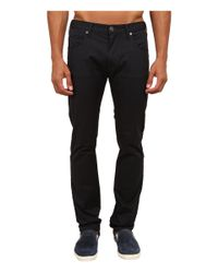 Armani Jeans | Black 5-non Denim Pocket Pants for Men | Lyst