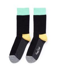 Happy Socks | Multicolor Five Colour Socks | Lyst