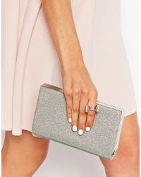 Ted Baker | Pink Bow Ring | Lyst