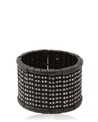 Philippe Audibert | Black Madisson Bracelet | Lyst