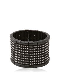 Philippe Audibert - Black Madisson Bracelet - Lyst