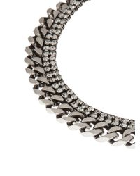 Janis Savitt - Metallic Silvertone Necklaces - Lyst
