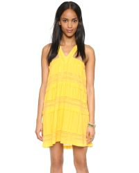 d.RA | Yellow Shanna Dress | Lyst