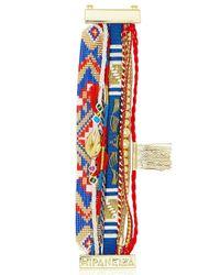 Hipanema | Multicolor Madness Bracelet | Lyst