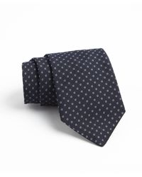 Todd Snyder | Blue Fulton Tie In Navy Open Circle for Men | Lyst