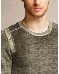 Belstaff - Green Audley Jumper for Men - Lyst