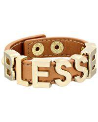 BCBGeneration | Metallic Affirmation Blessed Bracelet | Lyst