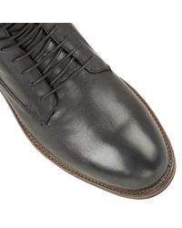 Frank Wright - Black Action Mens Lace-up Boots for Men - Lyst