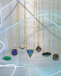 Lana Jewelry - Metallic Mesmerize Triad Necklace - Lyst