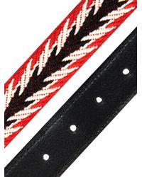 Étoile Isabel Marant - Red Uma Carpet Belt - Lyst