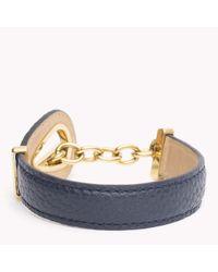 Tommy Hilfiger | Blue Signature Bracelet | Lyst