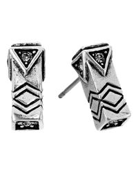 House of Harlow 1960 - Metallic Anza Stud Earrings - Lyst