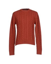 Edwin | Red Jumper for Men | Lyst
