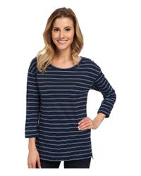 Patagonia - Blue Shallow Seas Top - Lyst