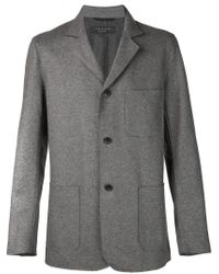 Rag & Bone - Gray 'kenyon' Jacket for Men - Lyst