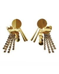 Lizzie Fortunato | Metallic Souk Earrings | Lyst