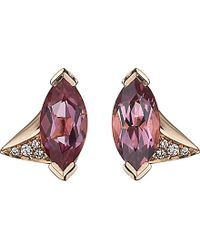 Shaun Leane - Pink Aerial 18ct Rose-gold - Lyst