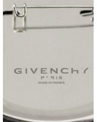 Givenchy - Black Star Pin Badge - Lyst