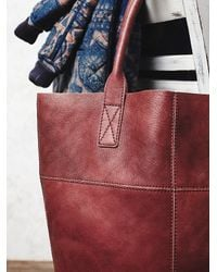 Free People | Purple Legends Of The Fall Tote | Lyst
