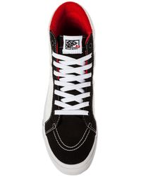Vans - Multicolor The Vans X Hello Kitty Sk8hi Slim Sneaker - Lyst