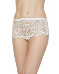 La Perla | White Shorts | Lyst
