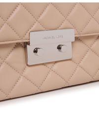 MICHAEL Michael Kors | Pink Sloan Chain Shoulder Bag | Lyst