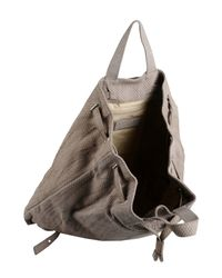 Orciani | Gray Rucksacks & Bumbags | Lyst
