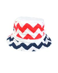 Apliiq - Red The Patriot Games Bucket Hat for Men - Lyst