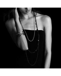 David Yurman - Metallic Cable Classics Bangle Bracelet - Lyst