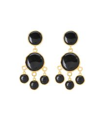Kenneth Jay Lane | Metallic 7304esgb Earrings | Lyst