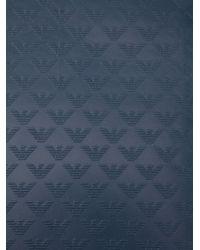 Emporio Armani - Blue Ipad Case - Lyst