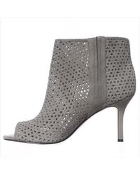 Nine West Gray Glyn Ankle Boot