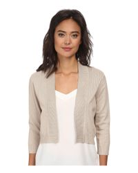 RSVP | Brown Bre Shrug | Lyst