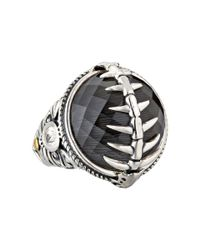 Stephen Webster - Gray Jewels Verne Fish Skeleton Ring - Lyst