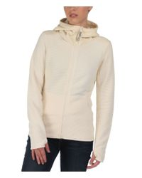 Bench - Natural Emerging Zip Through Jacket - Lyst